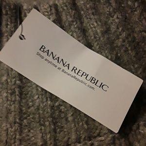 Banana Republic Sweaters - NWT Banana Republic Grey Sweater *$148 value*
